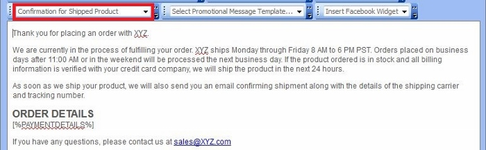 ShippedProductConfirmationTemplate